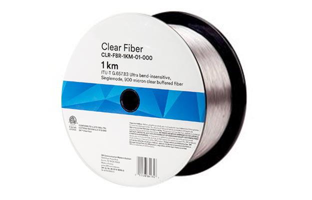 Решение 3M™ Clear Track Решение 3M™ Clear Track Волокно G.657 B3 в прозрачном буфере 900мкм