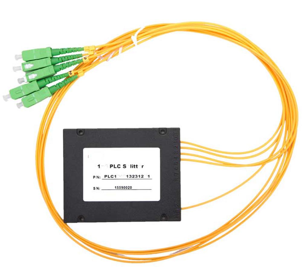 РО 1х4 PLC 2,0мм SC/APC 1,0м (станд. корпус)