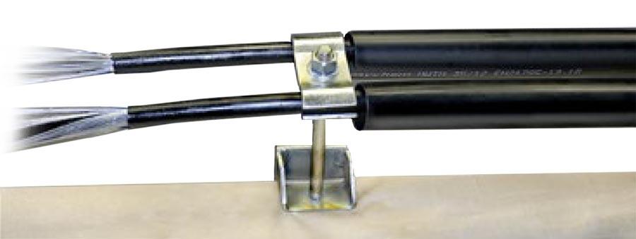 Струбцина монтажная для кабелей ССД внешний вид 2