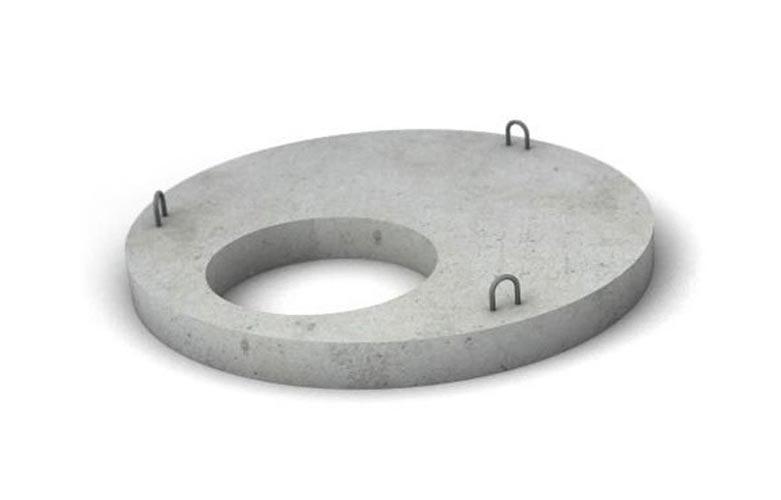 ССД Плита перекрытия колодца ПК15-2(ПВК-15)
