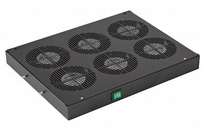 Вентиляторные модули черные