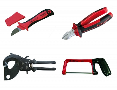 Инструмент для резки и разделки кабеля