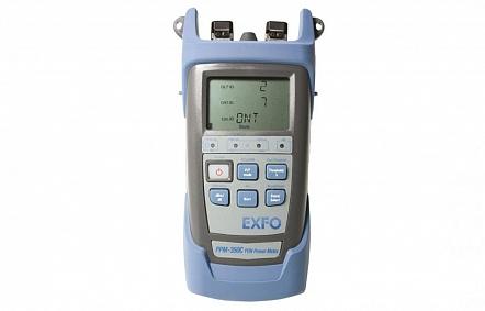Exfo PPM-352C-VFL(1310/1490/1550нм -40. +25дБм)